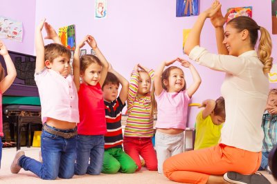 Kindergarten Enrollment Programs in Pembroke Pines